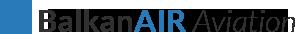 Balkan Air Aviation Logo